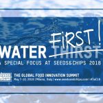 WaterFirst! la Call for Ideas sul tema dell'acqua: in palio 10mila euro